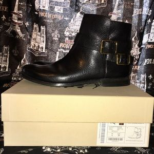 """""""BURBERRY"""" Ankle Boots"""
